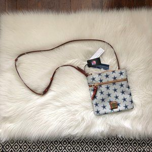 Dooney & Bourke Dallas Cowboys Crossbody Bag NWT